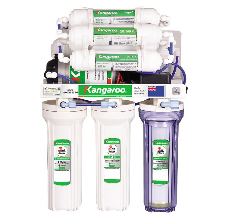 Máy lọc nước Hydrogen KG100HQ