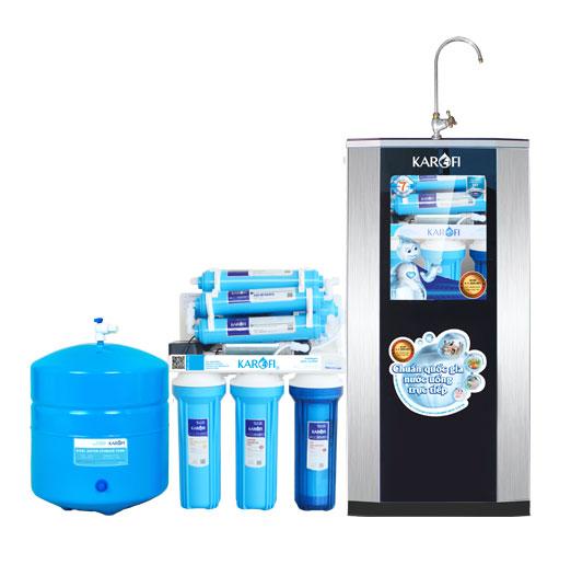 Máy lọc nước Karofi eRO 8 cấp lọc